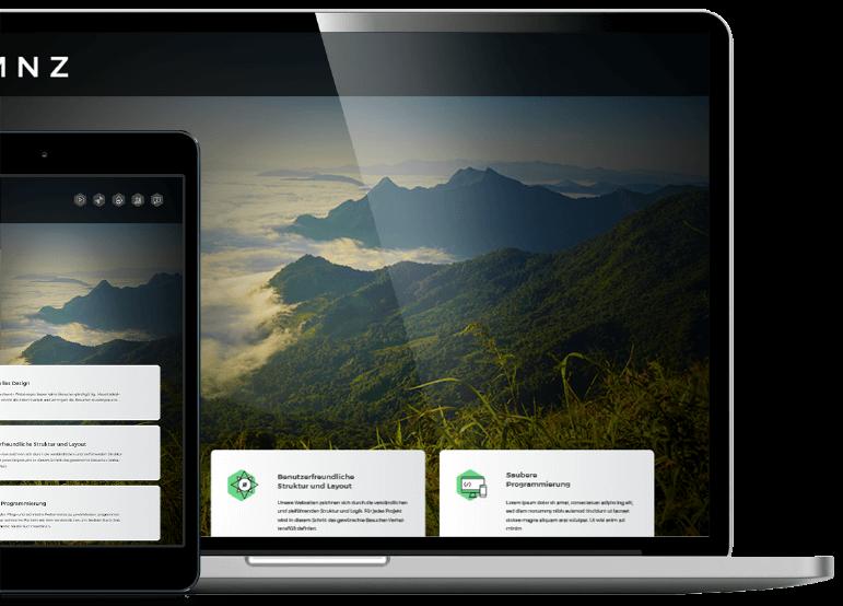 Profesionelles Webdesign aus Bayern